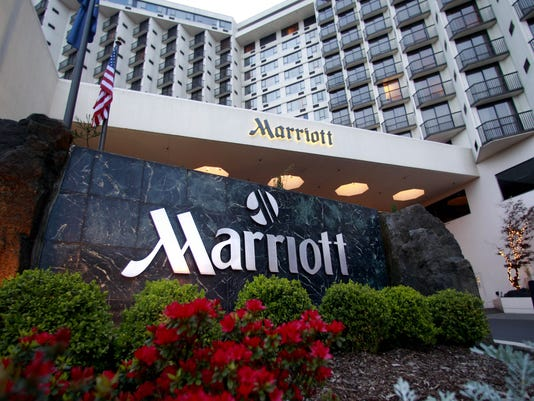 marriott logo 2011
