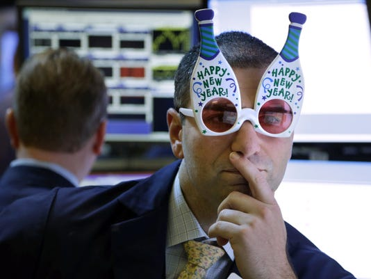 nyse new year glasses