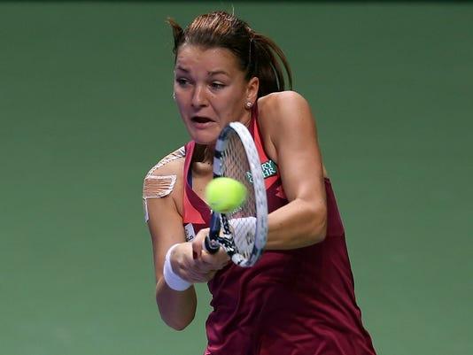 2013-01-02 Agnieszka Radwanska