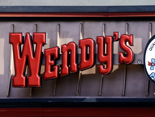 wendys sign logo 2012