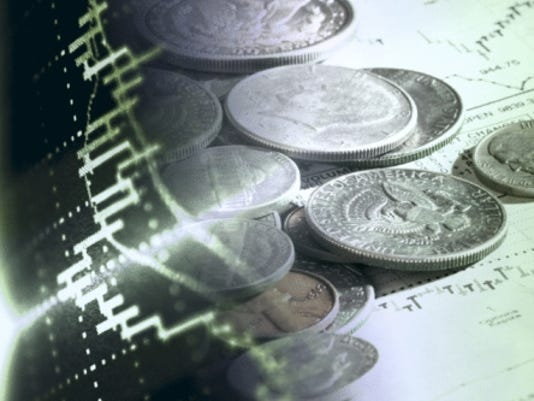 coins money charts funds thinkstock