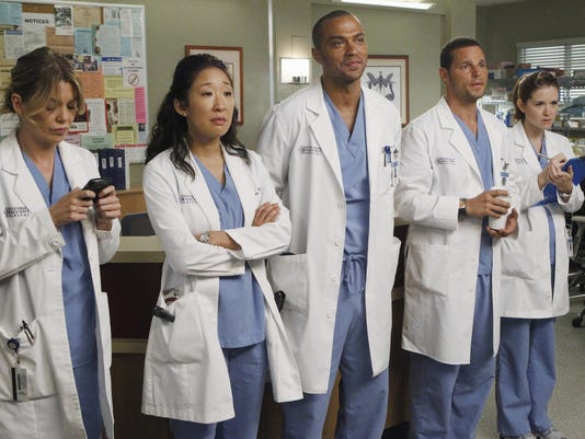 grey's anatomy doctors
