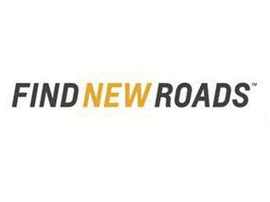 gm unveils new 'find new roads' tagline