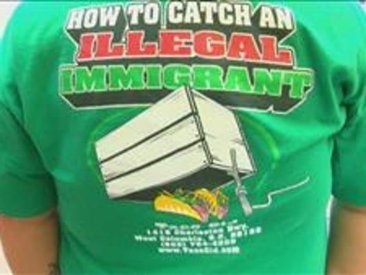 Taco Cid T-shirt