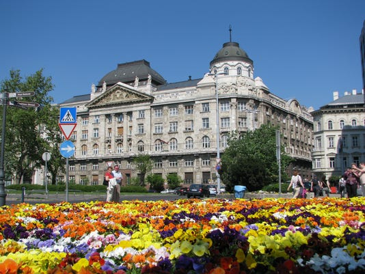 Budapest Ministry Justice