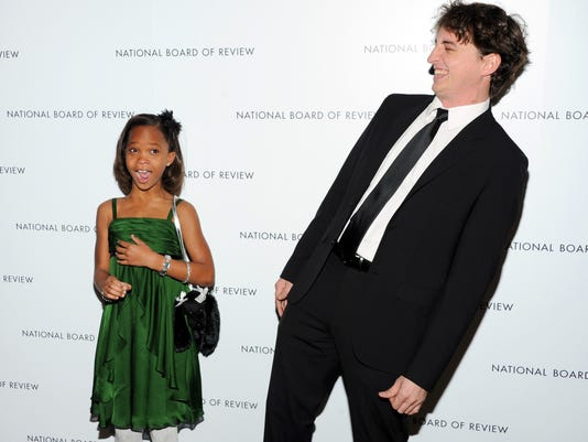 Quvenzhane Wallis and Benh Zeitlin