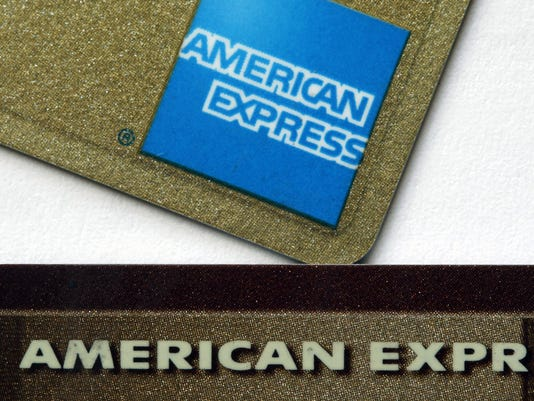 american express 2012