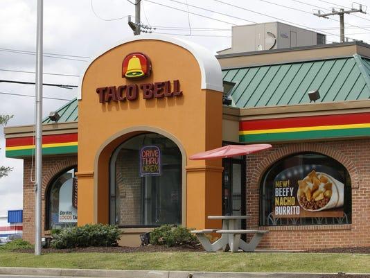 taco bell richmond 2012