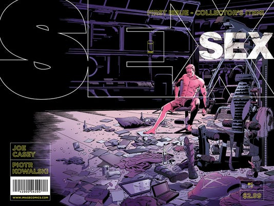 Sex cover