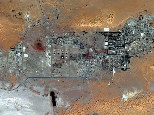 Algeria Hostage Crisis