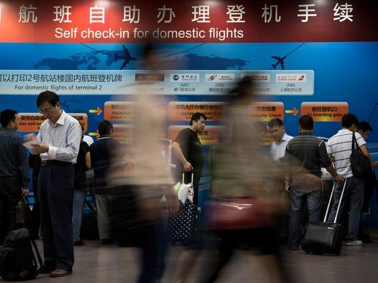 beijing airport ticket counter 2012