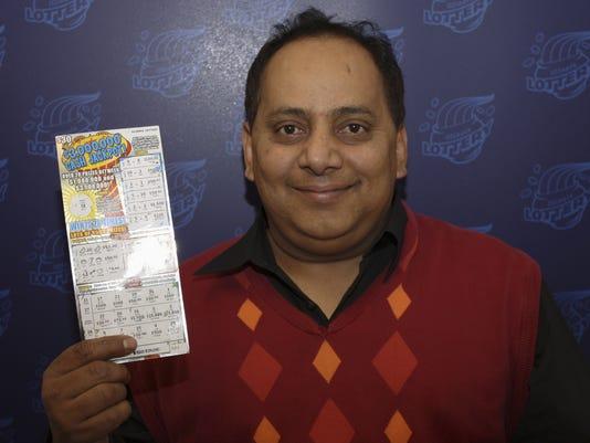 lotterywinner