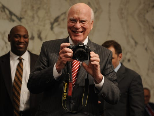 leahy with camera