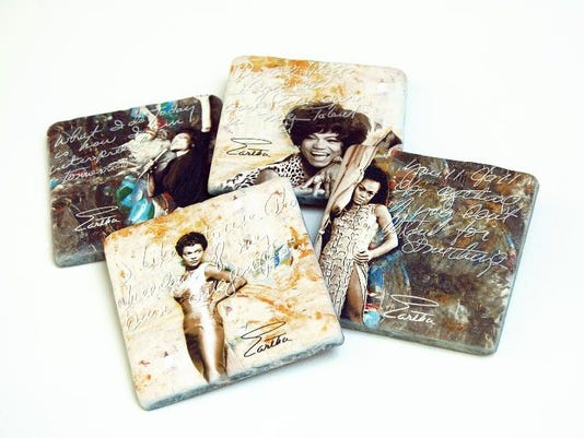 eartha coasters