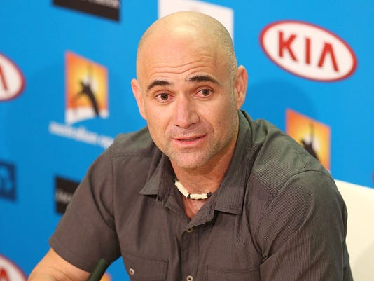 2013-1-25 andre agassi