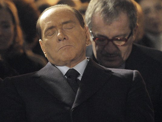 silvio berlusconi a great leader essay The spread of militancy across libya was predicted by the country's deceased leader  friend silvio berlusconi he was  series of great security.
