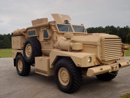 Cougar MRAP