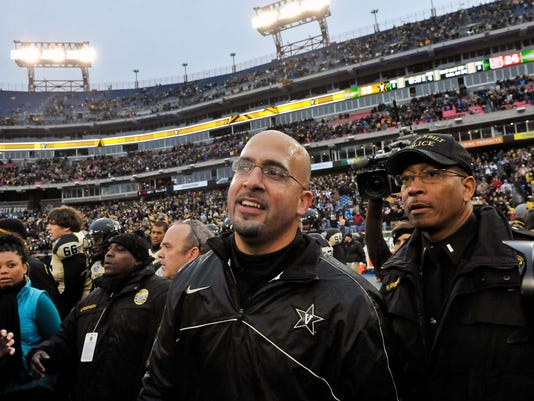2013-01-30 James Franklin reacts