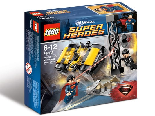LEGO Man of Steel