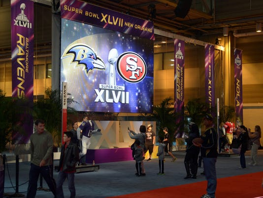 super bowl experience xlvii