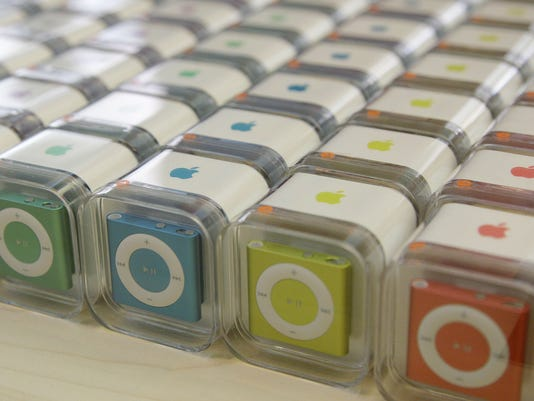 ipods apple