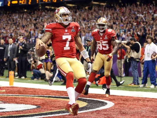 2013-2-3 kaepernick touchdown for sider