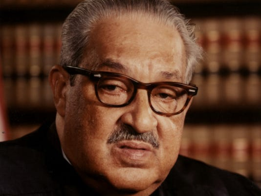 the early life and times of thurgood marshall Early life later life after four years at howard thurgood left and followed is mentor through his whole life thurgood marshall fought against the.
