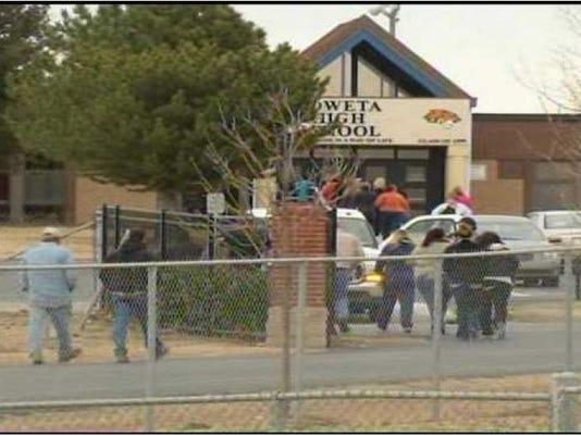 Oklahoma Coweta school