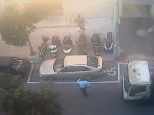 Tel Aviv handicap parking