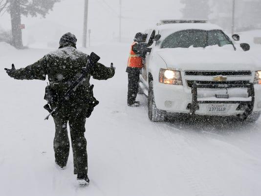 Manhunt California