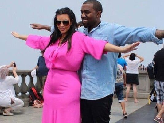 Kim Kanye Rio