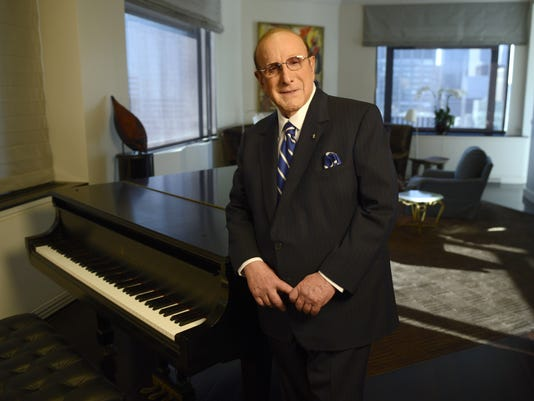 Clive davis book says about dating men 8