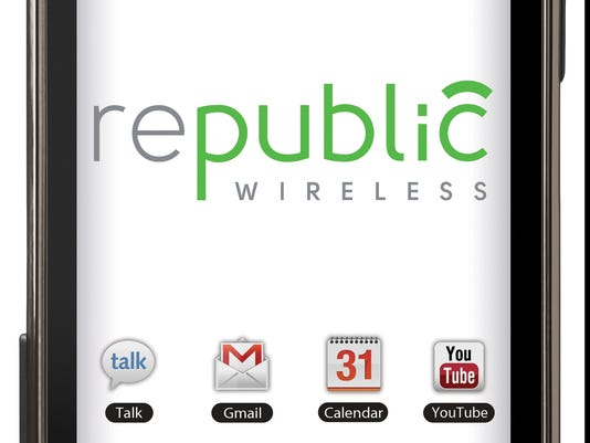 Republic Wireless  Motorola DEFY XT
