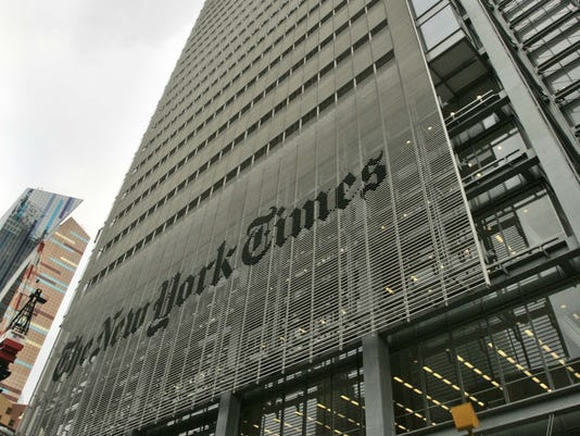 new york times building 2008