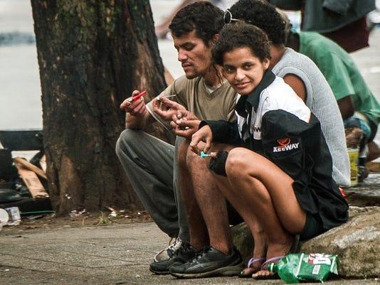 Brazil Turns To Catholic Church To Quash Crack Epidemic