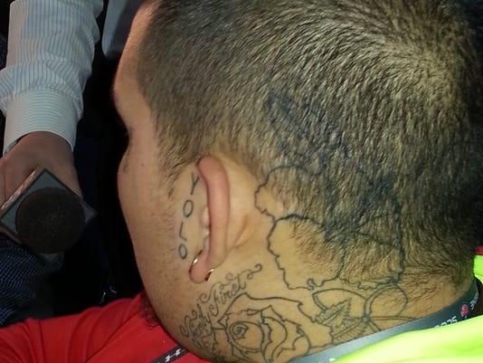 williams tattoo
