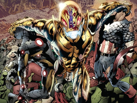 Ultron cover