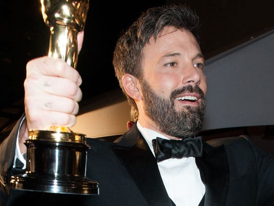 Ben Affleck and beard