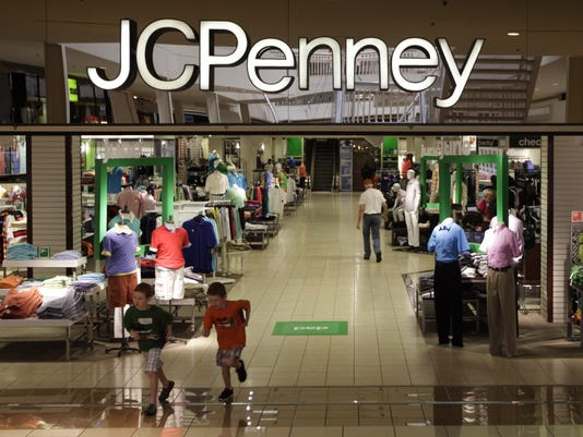 jc penney store 2012