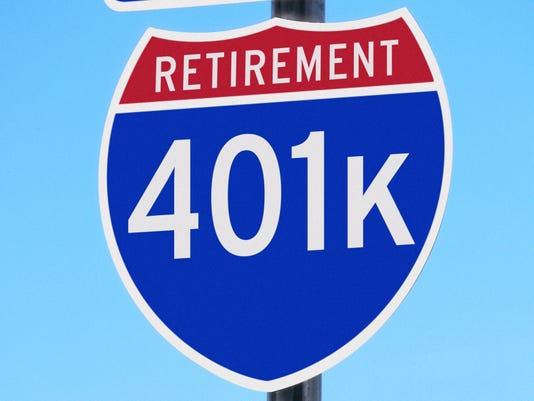 401k sign