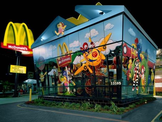 McDonald's DO NOT OVERWRITE