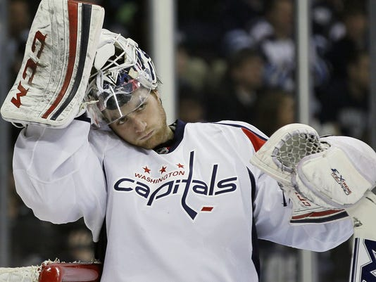 2013 03 02 Caps Holtby Shutout