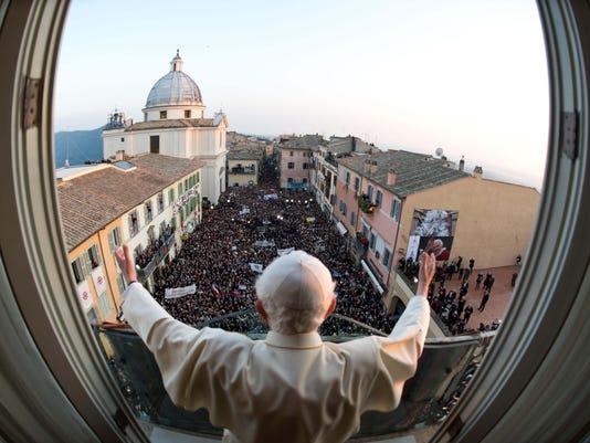 pope gandolfo