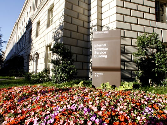 irs headquarters flowers 2011