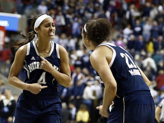 Diggins Notre Dame Basketball Skylar Diggins' Notre Dame
