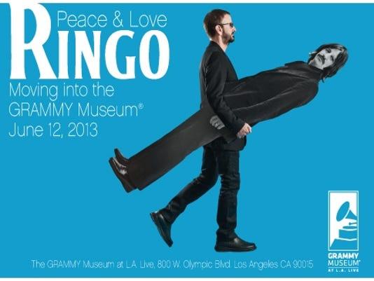Ringo Starr Grammy Museum