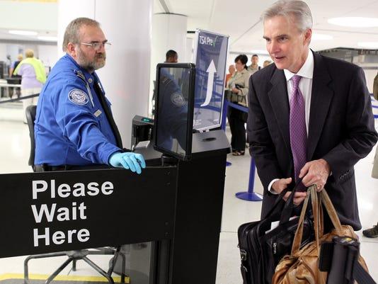 Your Say 0307 TSA security
