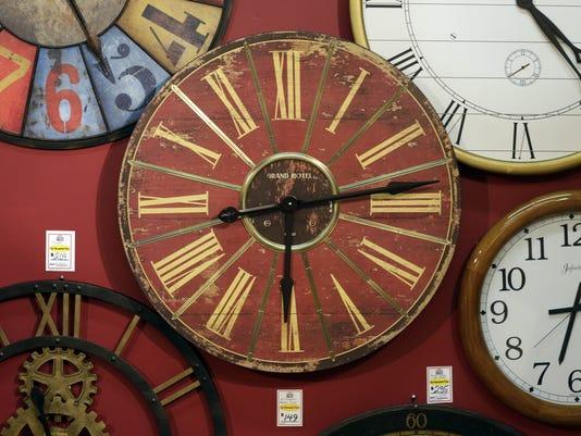 DST Clocks