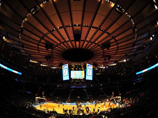 Madison Square Garden-3-9-13