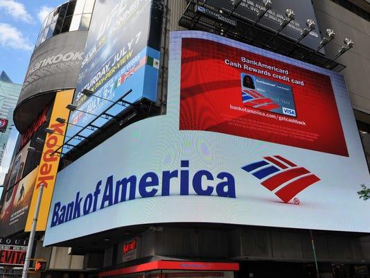Bank American, economic collapse